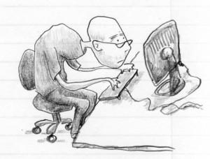 computer body